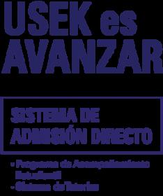 USEK es avanzar en educación y calidad.